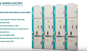 Tavrida Electric Export switchgear MILE