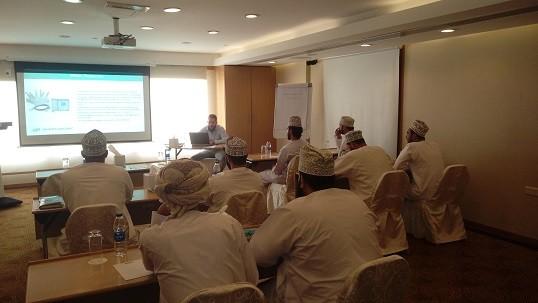 Tavrida Electric's seminars in Oman