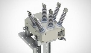Recloser / Outdoor VCB Substation Mounting Kit