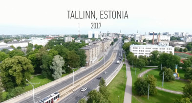 Tavrida Elecrtic gave a new life to 130 years old Tallinn's tram line