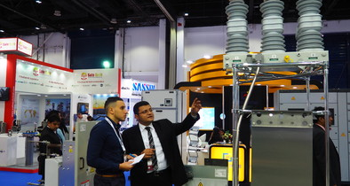 Tavrida Electric en Middle East Electricity 2017