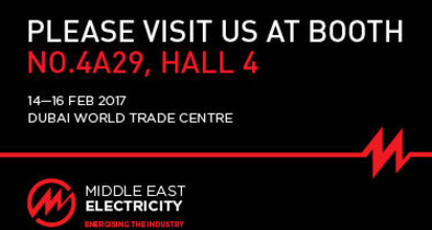 Tavrida Electric at the Middle East Electricity