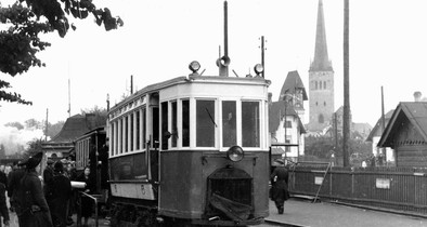 Tavrida Electric brings 130 Year old tram line into the 21st century