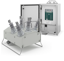 Automatic Circuit Reclosers 15 – 27 kV
